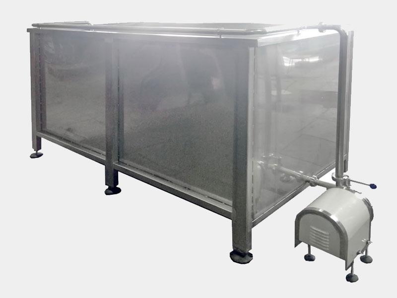 Бассейн для посолки сыра (солильный бассейн)