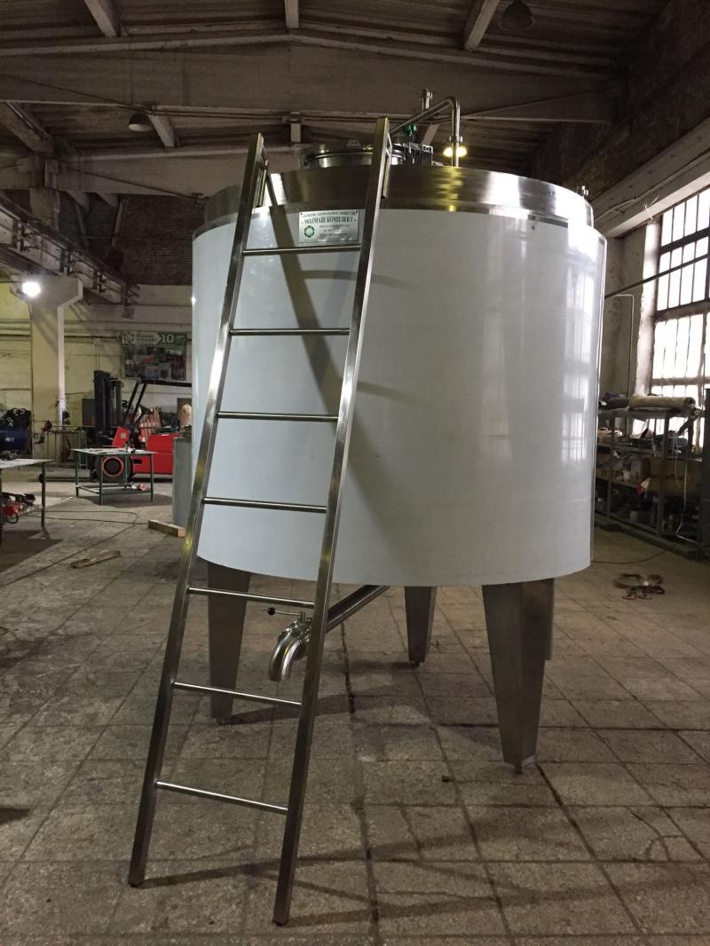 Творогоизготовитель БМО-ЗТ вертикального типа