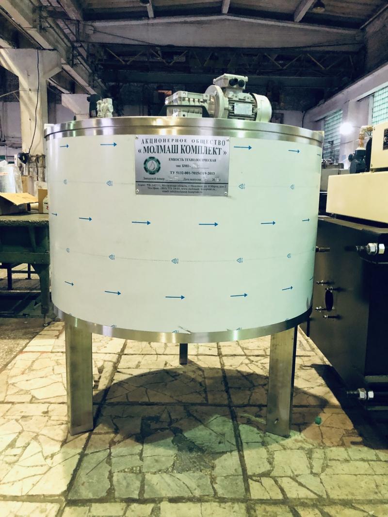 Емкость для нагрева воды БМО-Т