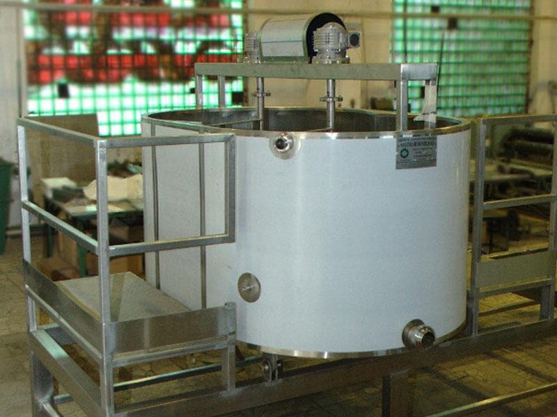 Сыродельная ванна БМО-СВ